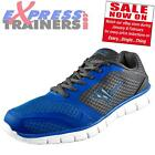 Gola Mens Zorritos Running Fitness Gym Workout Trainers Blue *AUTHENTIC*