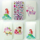 2015 NEW Ultra Thin Cute Princess Transparent TPU Soft Case For iPhone 6  4.7""