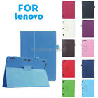 """New Smart PU Leather Sleep/Wake Case Stand For Lenovo TB-X103F 10.1"""" Inch Tablet"""
