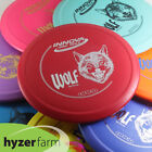 Innova DX WOLF *choose your weight and color* Hyzer Farm disc golf midrange