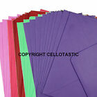 Premium Quality 100GSM C6 Envelopes (114x162) - Choice of Colours and Quantities