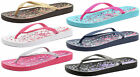Ipanema Brasil Petal III 2015 Womens Beach Flip Flops ALL SIZES AND COLOURS