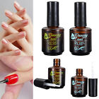 Nail Art Soak Off Primer Base et Top Coat Finition Polish Vernis Ongle Déco Tips