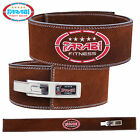 Farabi Power Belts Weight Lifting Fitness Gym Training Heavy Duty Back Support