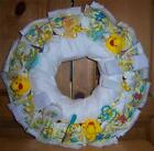 Baby Shower Duck Diaper Wreath, Pink, Blue, or Neutral
