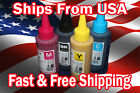 Sublimation Ink for Epson Printer Single 100ml bottles BLACK CYAN YELLOW MAGENTA