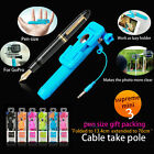 Mini Monopod Wired Pen-size Selfie Stick For Andriod Phone iPhone 6 Plus 5 5S 5C