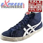 Onitsuka Tiger Mens Fabre BL-L OG Vintage Suede Mid-Cut Trainers *AUTHENTIC*