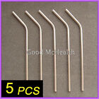 [ 5 PCS ] Stainless Steel Drinking Straw ECO Spoon Straws [ Support Wholesale ]
