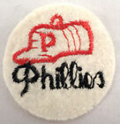 Philadelphia Phillies Felt Sports Uniform Patch on Ebay