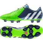 New Mens Adidas Predito Instinct FG Moulded Studs Deigner Football Soccer Boots