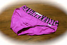 Calvin Klein CK men dark pink X Microfiber hip brief underwear size L