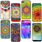Tribal Pattern Retro Hard Plastic Case Cover For iPhone 4 4S 5 5G 5S 5C