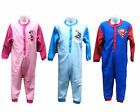 REDUCED KIDS CHARACTER MINNIE MOUSE THOMAS SUPERMAN POLAR FLEECE PYJAMAS ONESIE