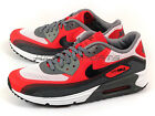 Nike Air Max Lunar90 C3.0 White/Black-University Red-Dark Grey 2015 631744-101