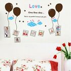 New Fashion Creative Home DIY Adhesive Removable Wall Decal Stickers WallPapers
