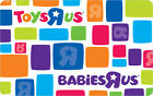 $10 / $20 / $25 / $50 / $100 Toys R Us Gift Card - Mail Delivery For Sale