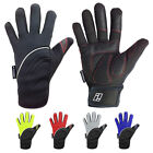 MENS / LADIES INDIGO NEOPRENE CYCLING GLOVES (SIZE S-M-L-XL-XXL) RRP £19.99