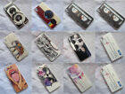 Beauty Retro Modern Camera Cool Cat Pattern Case Cover For HTC Desire 626 626G+