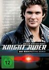 Knight Rider - Season/Staffel 1-4 Komplettbox # 26-DVD-BOX-NEU