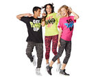 ZUMBA Fitness  Get Funked Up Tshirt one size M-L pink black green NWT