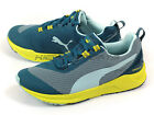 Puma Ignite XT Wn's Clearwater-Blue Coral-Yellow Sportstyle Ultralight 188119 01