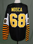 ANGELO MOSCA HAMILTON TIGER-CATS CFL FOOTBALL JERSEY 1960s TIGERCATS ANY SIZE