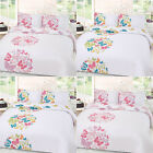 Linens Limited Paloma Butterfly Reversible Duvet Cover Set