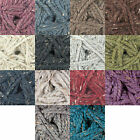 Rustic Mega Chunky Acrylic Knitting Wool 100g Ball Machine Washable James Brett