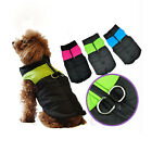 Pet Dog Warm Winter Coat Comfort Vest Jacket Waterproof Clothes Apparel XS-XXL