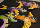 Flying Monster Glider 4 style gliders each packaged singly FREE POSTAGE Q53