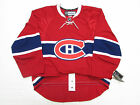 MONTREAL CANADIENS AUTHENTIC NEW HOME REEBOK EDGE 2.0 7287 HOCKEY JERSEY