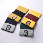 Harry Potter Gryffindor Slytherin Ravenclaw Hufflepuff Scarf Party Gift Cosplay