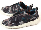 Nike Wmns Roshe One Print Black/Brigade Blue-Anthracite-Grey Camo 599432-040