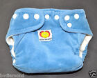 Little Beetle nighttime cloth diaper Fitted 0 3mon newborn XS organic cotton