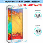 9H Premium Real Tempered Glass Screen Film Protector For Samsung Galaxy Phones