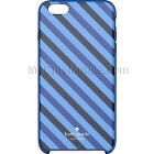 Kate Spade NY Case Apple iPhone 6 Plus - Diagonal Stripe Hybrid Hardshell Cover