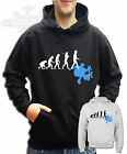 EVOLUTION SKATEBOARD SKATE HOODIE EVOLUTION SKATEBOARD
