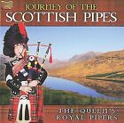 Queen`S Royal Pipers-Journey Of The Scottish Pipes CD NEW
