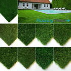 Artificial Grass Quality Turf Cheap Realistic Natural Green Lawn Garden Mat