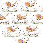 Demolition Derby 2 x Gift Wrap & Tags ( horse pony )