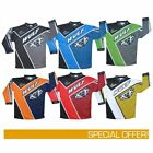Wulfsport Kids Childrens Childs Cub Crossfire Motocross Motor Bike Quad Jersey