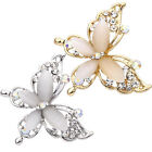 Fashion Women's Gold/Silver Plated Butterfly Design Brooch Pin Gift Jewelry Gift