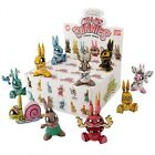 "Joe Ledbetter CHAOS BUNNIES MINIS: 4"" VINYL FIGURE rabbit dunny labbit JLED mini"