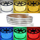 Внешний вид - 1-100m 5050 SMD 60 LED Strip Light 110v High Voltage Flexible IP67 Waterproof