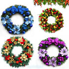 230tips 2.7m/9ft Pine Tree Garland Fireplace Wall Window Christmas Decoration Y