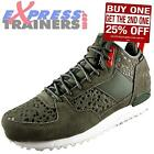 Adidas Originals Mens Military Trail Runner Suede Leather Trainers *AUTHENTIC*