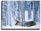 Canvas Print Wall Art Winter Landscapes Series - 122