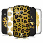 HEAD CASE DESIGNS GOLDEN HARD BACK COVER FÜR SAMSUNG HANDYS 5