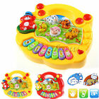 Cute Baby Music Musical Developmental Animal Farm Piano Educational Toy Gifts
